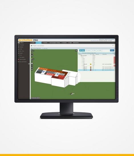 archelios Pro - online software